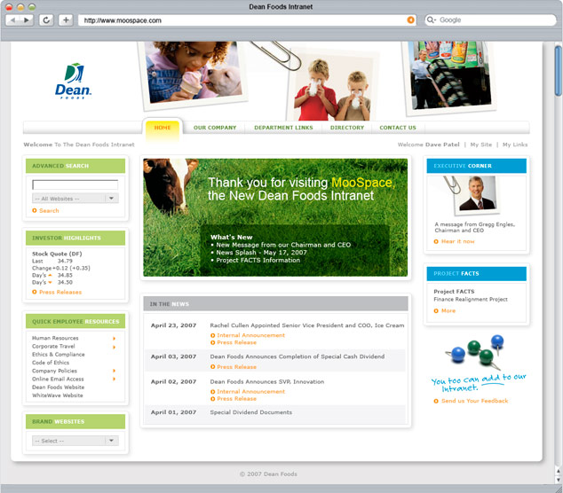 intranet for quintiles ragan 39 s best social intranet intranet